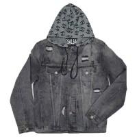 Куртка мужская RESALSA JEANS 9859 Молодёжная