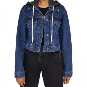 Куртка женская CRACPOT JEANS 6293 MOM Турция