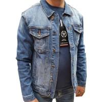 Куртка мужская FANG JEANS 1001 Молодёжная