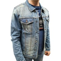 Куртка мужская FANG JEANS 1002 Молодёжная