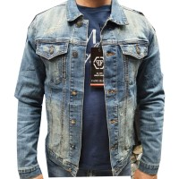 Куртка мужская FANG JEANS 1003 Молодёжная