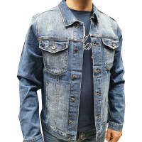 Куртка мужская FANG JEANS 1005 Молодёжная
