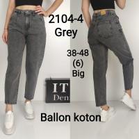 Джинсы женские IT'S BASIC JEANS 2104 BALLON Турция