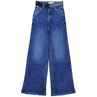 Джинсы женские LOLO BLUES JEANS 139 WIDE LEG