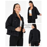 Куртка женская CRACPOT JEANS 6292 BW JEANS Турция