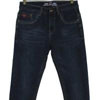 Джинсы мужские New Sky jeans утепленные 907