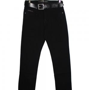 Джинсы мужские Resalsa jeans черные 9890