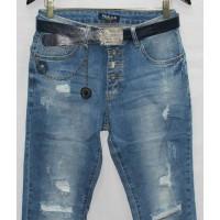 Джинсы женские PTA jeans boyfriend 552