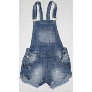 Джинсовый комбинезон с шортами Jack Berry jeans 55