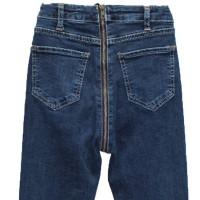 Джинсы женские со змейкой сзади Rocca Woman jeans американка 038