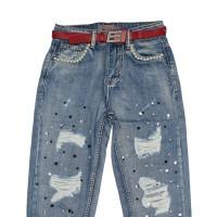 Джинсы женские Lolo blues jeans MOM 2123