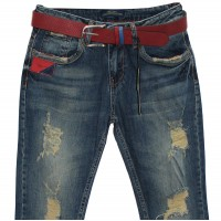 Джинсы женские Cracpot jeans boyfriend 3381