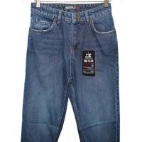 Джинсы женские МОМ Red blue jeans 5000