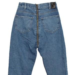 Джинсы женские со змейкой сзади Red Blue jeans MOM 5004
