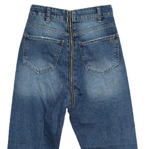 Джинсы женские со змейкой сзади Red Blue jeans MOM 5005