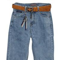 Джинсы женские укороченные Lolo Blues jeans MOM 7600