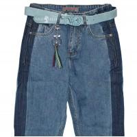 Джинсы женские укороченные Lolo Blues jeans MOM 7601