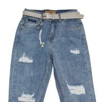 Джинсы женские Lolo blues jeans MOM 7608