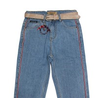 Джинсы женские Lolo blues jeans MOM 776