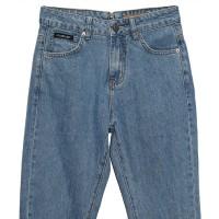 Джинсы женские со змейкой сзади Lolo Blues jeans MOM 785