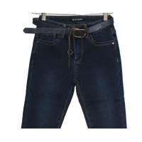 Джинсы женские утепленные LDM jeans 9092