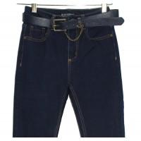 Джинсы женские утепленные LDM jeans 9101