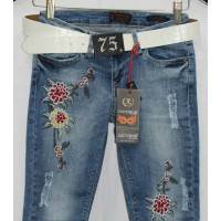 Джинсы женские SHE ROCCO jeans 1225