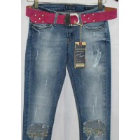 Джинсы женские SHE ROCCO jeans 1227