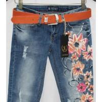 Джинсы женские SHE ROCCO jeans 1237