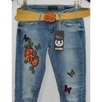 Джинсы женски SHE ROCCO jeans 1238