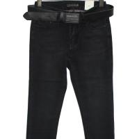 Джинсы женские Demakcel jeans темно-серые za712