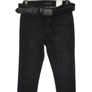 Джинсы женские Американка Demakcel jeans темно-серые za712