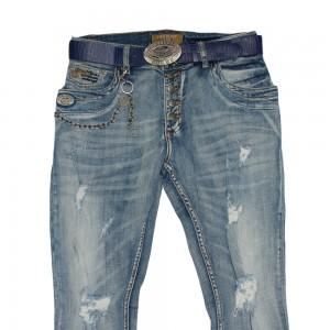 Джинсы женские Lolo blues jeans boyfriend 2302