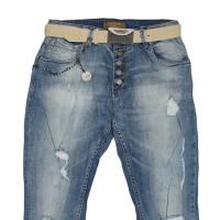 Джинсы женские Lolo blues jeans boyfriend 2305