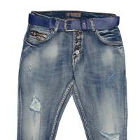 Джинсы женские Lolo blues jeans boyfriend 2307