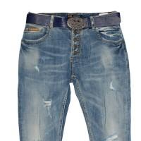 Джинсы женские Lolo blues jeans boyfriend 2309