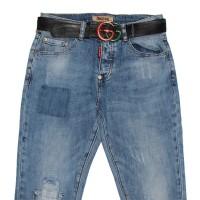 Джинсы женские Dicesil jeans высокая посадка, boyfriend 5265