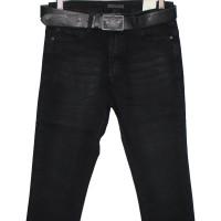 Джинсы женские Demakcel jeans темно-серые dh713