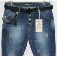 Джинсы женские Poshum jeans boyfriend 0711