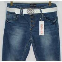 Джинсы женские Red blue jeans boyfriend 2028