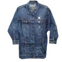 Джинсовая курточка Dimony jeans OverSize 1072