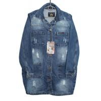 Джинсовая курточка Martin Love jeans 6201