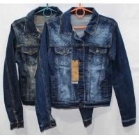Джинсовые курточки Турецкие Crackpot jeans 6246