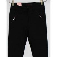 Лосины женские трикотаж высокая посадка Miaoni jeans 8024