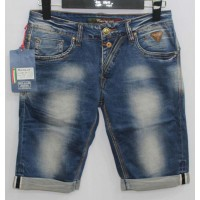 Джинсовые шорты Racing car jeans 2041