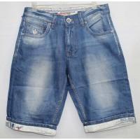 Джинсовые шорты Racing car jeans 2085