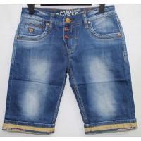 Джинсовые шорты Racing car jeans RGK 2055