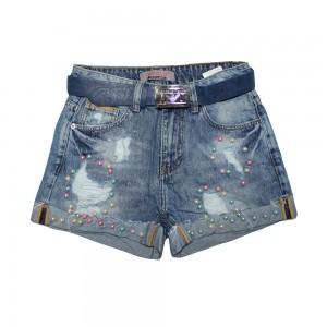 Шорты женские Lolo blues jeans 2806