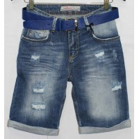 Джинсовые шорты Турецкие Liuzin jeans boyfriend 0303