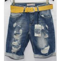 Джинсовые шорты Турецкие Liuzin jeans boyfriend 0304
